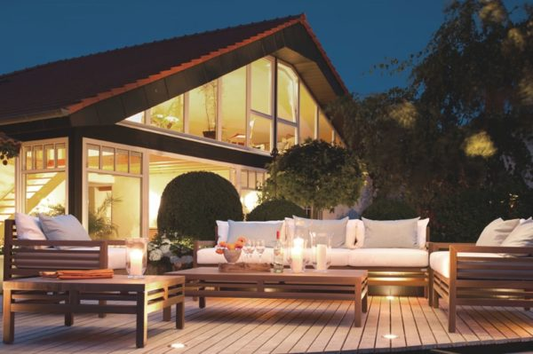 Cubic Lounge Outdoor Furniture
